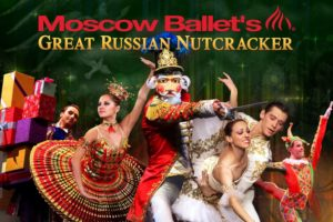 Moscow Ballet's Great Russian Nutcracker @ Merryman Performing Arts Center