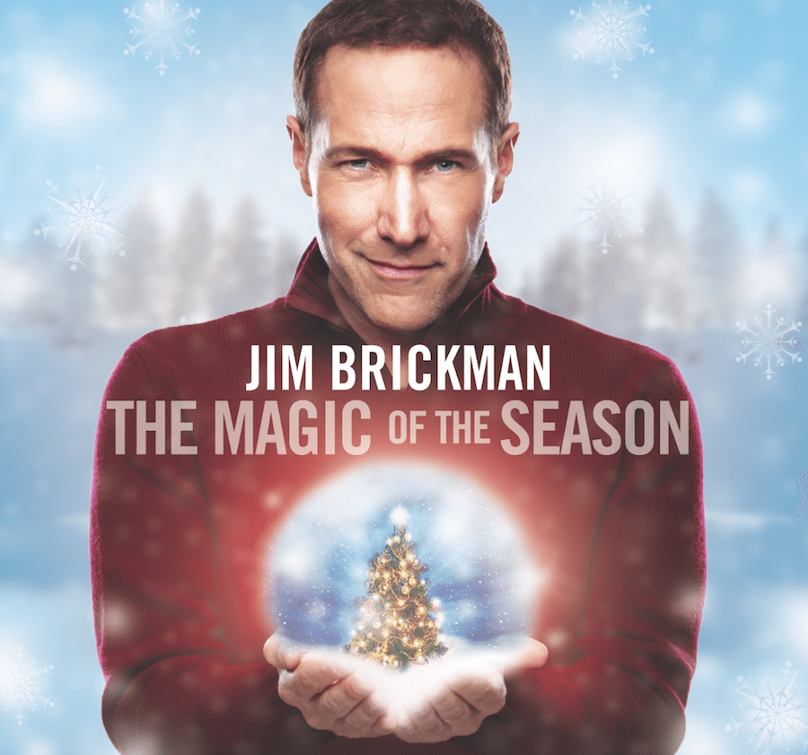 Jim Brickman @ Merryman Performing Arts Center