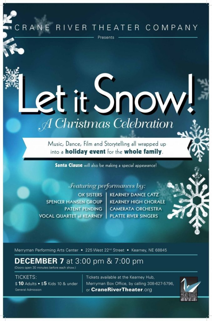 Let It Snow! - Crane River Theater @ Merryman Performing Arts Center