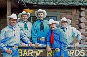 Bar J Wranglers @ Merryman Performing Arts Center