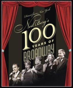 Neil Berg's 100 Years of Broadway @ Merryman Performing Arts Center
