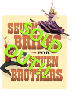 Seven Brides for Seven Brothers @ Merryman Performing Arts Center